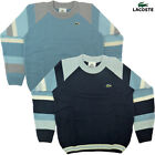 Brand New Boys Lacoste Crew Neck Knitted Jumper