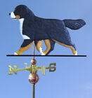 Bernese Mt. Dog Wooden Hand Carved Weathervane. Home,Yard,Barn-Roof Dog Products