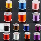 Rubber 0.2mm 80Yards Stretchy Elastic Beading Cord String Thread Jewelry Finding