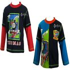 Boys Thomas The Tank Engine Fashionable Long Sleeve Top Ages 1-4 Years