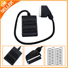 2 3 5 Way SCART Cable Box Signal Splitter for to be used with TV, DVD, VHS, Xbox