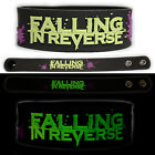 FALLING IN REVERSE Rubber Bracelet Wristband Glow in the Dark Ronnie Radke