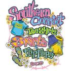 """Southern Girl """" SOUTHERN COMFORT, T SHIRTS,  SKIRTS,  FLIP FLOPS """""""