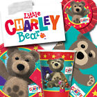 LITTLE CHARLEY BEAR Party Items Tableware Decorations All Under One Listing PA