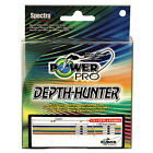 Power Pro Depth-Hunter Metered 1500Ft! CHOOSE SIZE!