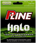 P-Line Halo Fluorocarbon Mist Green 200yds! CHOOSE YOUR SIZE!
