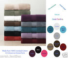 **550 GSM 100% Cotton Bath sheets, Bath Towels, Hand Towels Very High Quality **