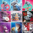 ME TO YOU TATTY TEDDY HAPPY BIRTHDAY 3D HOLOGRAM CARDS