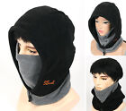 Multipurpose Fleece Neck warmer Face Mask Hood, Winter Cycling, Ski, Outdoor