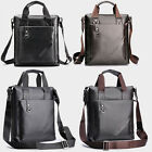 New Style Men's Real Leather Unique Shape High Quality Messenger Bag Totes AR155