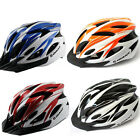 New Cycling BMX Bicycle Hero Bike Adjust Helmet With Visor 4 Colors