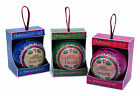 H&H Personalised Christmas Money Box Tree Decorations - Names S-Z
