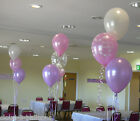 Christening Balloon Cluster DIY Party Kit for Boy or Girl - Lots of Colours