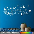 Wall Sticker papillons butterfly arabesques decal mural