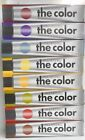 ORIGINAL Paul Mitchell THE COLOR Permanent Hair Color Levels 1 to 6  3 oz