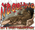 "Dixie Rebel Hand Fishing ""NOODLING NOT A SPORT FOR EVERYONE"" 50/50 Gildan/Jerzee"