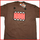 Domo Kun T Shirts  Classic Face T Licensed Adult Size Large
