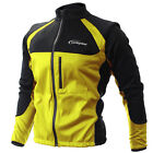 Cycling Bike Bicycle Jersey Wind Rain Jacket Vest Yellow