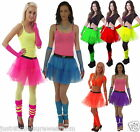 TUTU SKIRT SET  80'S FANCY DRESS
