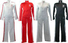LADIES / WOMENS MISS POSH FULL TRACKSUIT (LOUNGE WEAR SWEAT PANTS  / BOTTOMS) A7
