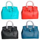Candy Color SALE FOR Celebrity Faux Leather Lady Women Handbag Tote Bag Satchel