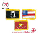 "SMALL Miniature US Military Army Marines  Corps USMC Car Bike ANTENNA FLAG 4""x6"""