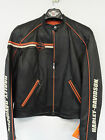 Harley Davidson Women's Element Leather Jacket