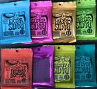 Ernie Ball Slinky Strings.. Choose from 8 Gauges..Delivered by Cadno Music