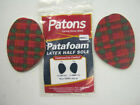 Patons Patafoam Latex Half Insoles Ladies Cushioned For Comfort.