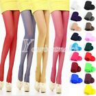 HOT SELL Women's Sexy Thin Candy Color Stockings Pantyhose Tights 15D Wholesale