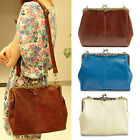 Womens Fashion Retro Vintage Purse Ladies Bag Shoulder Handbag Totes Bag Satchel