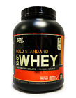 Optimum Nutrition 100 % Gold Standard Whey Protein 5 lbs - CHOOSE FLAVOR