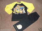BNWT BOB THE BUILDER BABY BOYS LONG PYJAMAS
