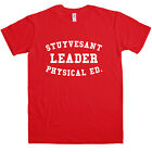 New Mens T Shirt -  As worn by Ad Rock - Stuyvesant Leader T Shirt