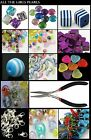 Jewellery Making Kits Tools Beads Findings Boxed Great Value & Contents