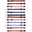 Whelping Puppy Collar Velcro Reusable 15 Colours Available Welping Large Breeds