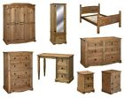 Premium Quality Corona Mexican Bedroom Furniture - Wardrobes, Drawers, Beds