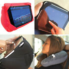 Cushion Stand for Apple iPad Quickly Transforms to Neck Pillow Holiday Travel