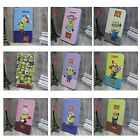 Cute Cartoon Leather Case Stand Cover For Samsung Galaxy Tab 3 10.1 P5200 / P5210
