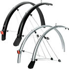 SKS Chromoplastic MTB Road Hybrid Commuter Bike Cycling Mudguards Set Pair