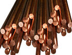 10mm COPPER ROUND BAR COPPER ROD Various Lengths You Choose a Length