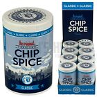 Original American Chip Spice Paprika flavoured red salt Hull Yorkshire favourite