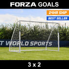 3m x 2m FUTSAL FORZA MATCH Goal - The Ultimate Football Post **Free Delivery**