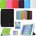 Magnetic Ultra Thin Smart Cover + Back Case For New iPad Air FREE Screen Guard