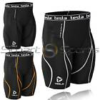 New Mens Compression Shorts Baselayer Skin Pants | ALL TYPES AND COLOURS | Tesla