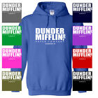 Dunder Mifflin The Office Funny Shirt Unisex HOODIE