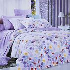 North Home - Pansy 100% Cotton  Sheet Set