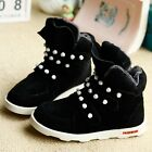 1823 Boutique Genuine Suede Leather Super Comfy Winter Boots Fleece Inner Unisex