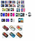 Hard Case Phone Cover For ZTE Valet Z665C / Fury N850 / Directo+Screen Protector