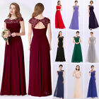 Ever Pretty 2015 New Sexy Formal Prom Evening Bridesmaid Party Gown Dress 09053